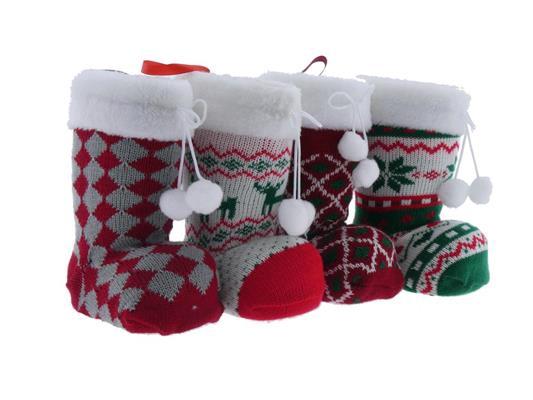 <h4>Boot Christmas Mix/4 Varieties</h4>