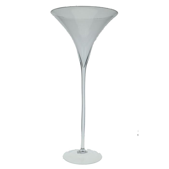 <h4>Glas Bokaal Konisch d30*70cm</h4>