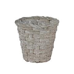 <h4>Manden Jakarta bamboe pot d13*11cm</h4>