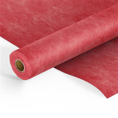 <h4>Colorflor short fibre roll 25mtrx60cm red</h4>