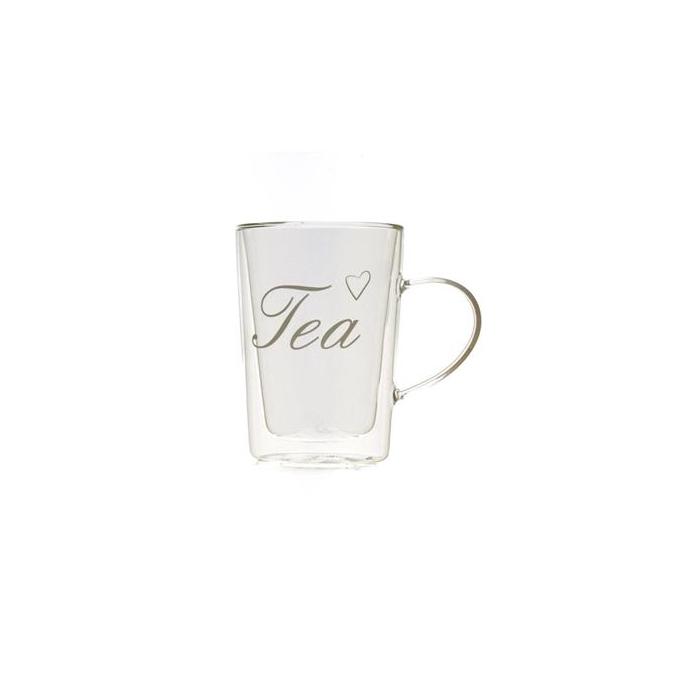 <h4>Glass Tea H:11,5cm</h4>