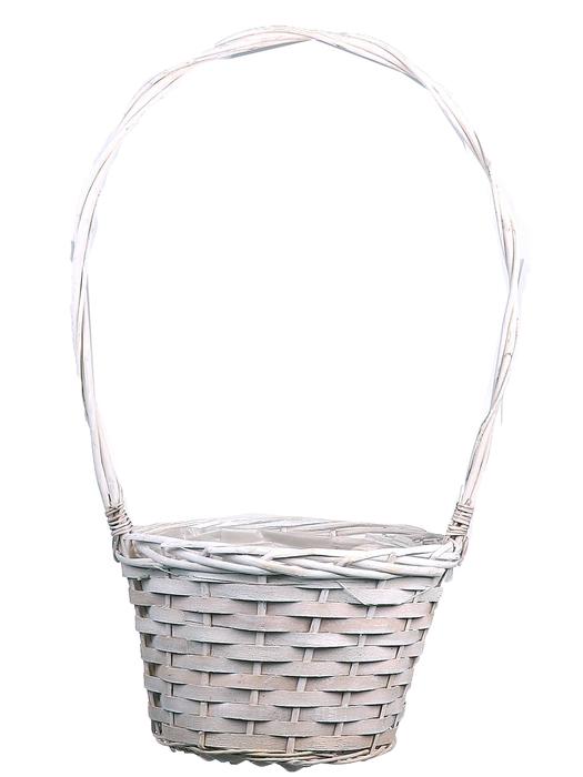 <h4>DF662010300 - H.basket Hazell1 d22xh15/th48 white</h4>