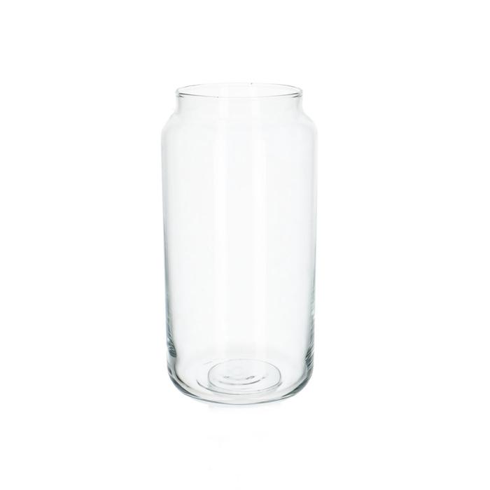 <h4>Glas Boeketvaas Mickey d10*20cm</h4>