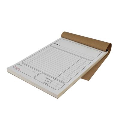 <h4>Notablok 2-voud (2x50 vel) 14x21cm - pak 5 stuks</h4>