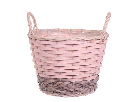<h4>Basket Trella d16.5xh17.5 pink/grey</h4>