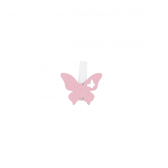 <h4>Spring Pegs Butterfly 3*4cm x36</h4>