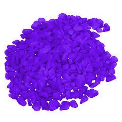 <h4>Decoration grit 4-6mm - 5kg purple</h4>
