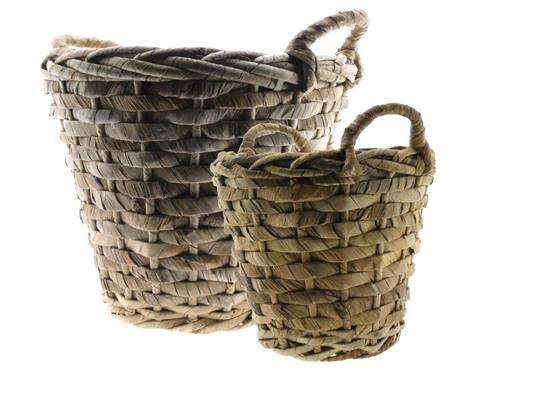 <h4>Basket Waterhyac.s/2  Ø42x30cm</h4>