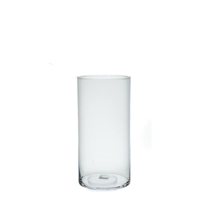 <h4>Glas Cilinder d15*30cm</h4>