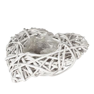 <h4>Heart willow grey 25x25 H7 B13</h4>