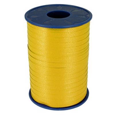 <h4>Curling ribbon 5mm x500m   yellow 605</h4>