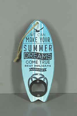 <h4>Bottle Opener 7cm Summer Dream</h4>