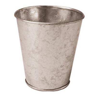 <h4>Pot Oxford zinc Ø15,5xH13,5cm</h4>