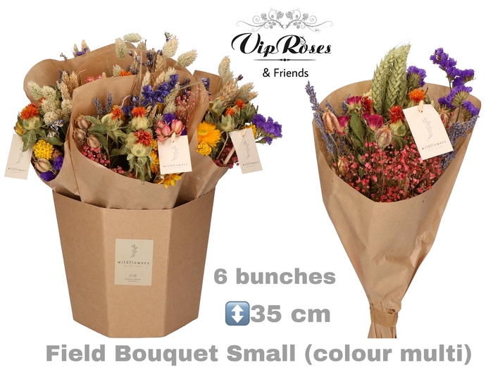 <h4>Vip Dried Bouquet Small Multi</h4>