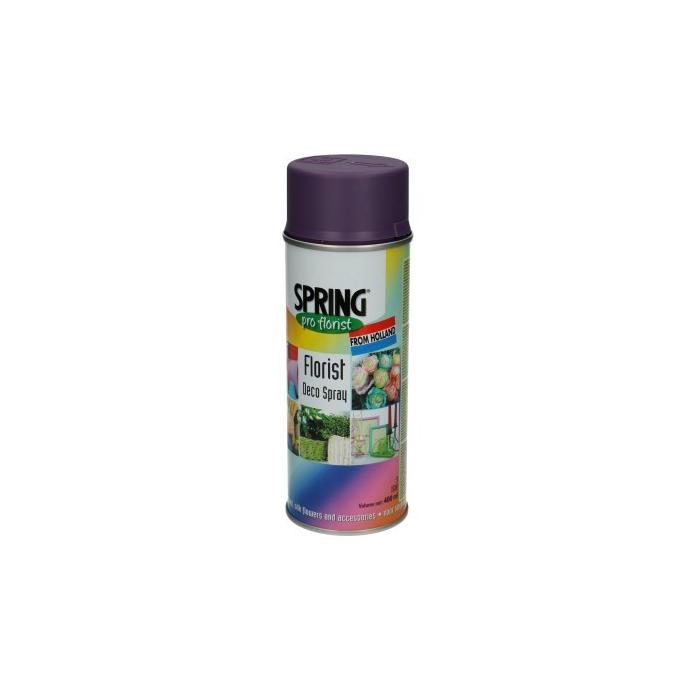 <h4>Decoration Decospray 400ml Dark Purple</h4>