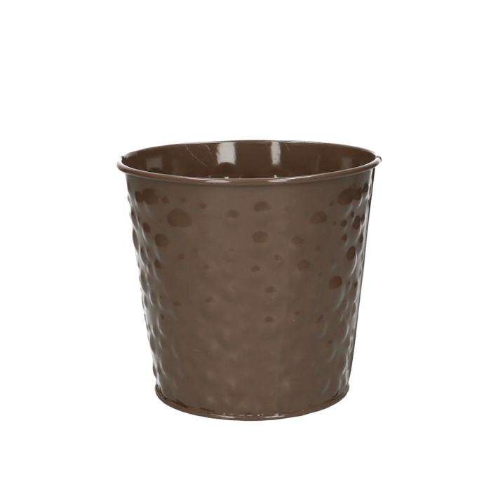 <h4>Zinc Dean pot d12.5*11.5cm</h4>