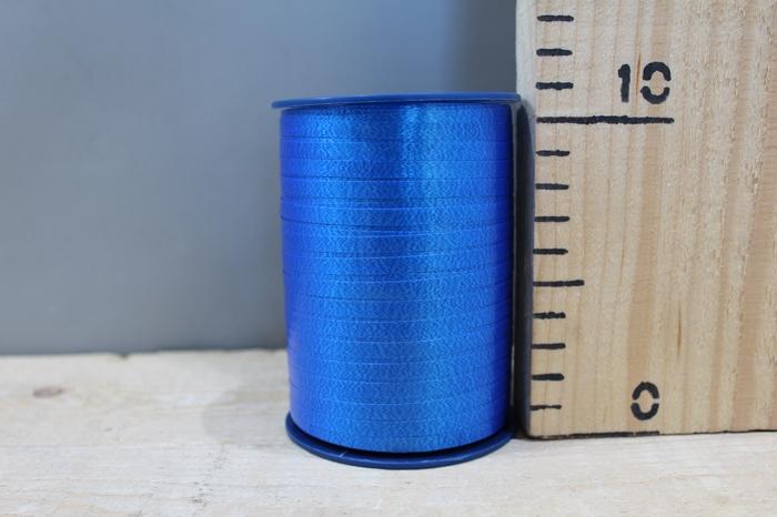 <h4>CURLY RIBBON 5MM X 500M D.BLUE 614</h4>