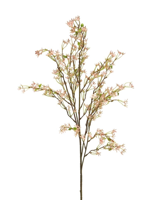 <h4>SILK STAR FLOWER SPRAY PINK 90CM 92021-7</h4>