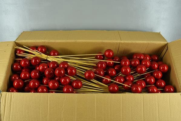 <h4>Stick Ball C. Ø6 Red Pearl</h4>