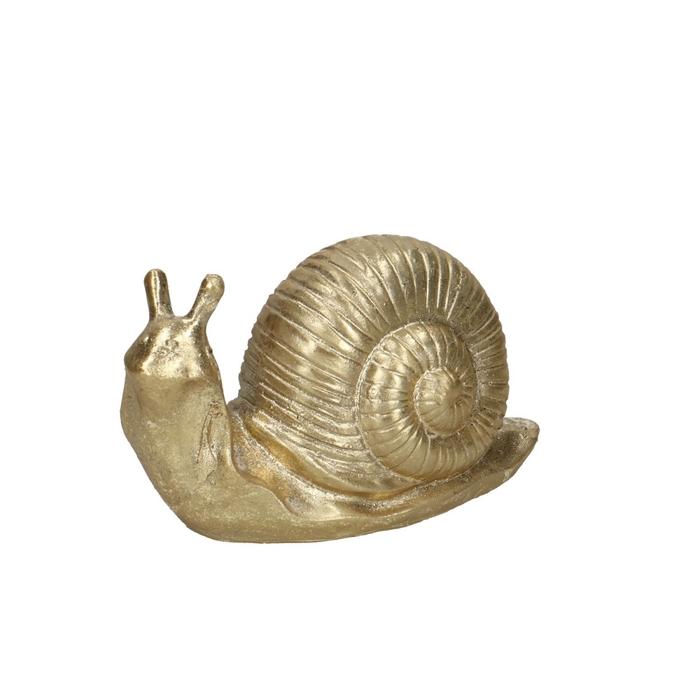 <h4>Autumn Snail plastic 12.5cm x2</h4>