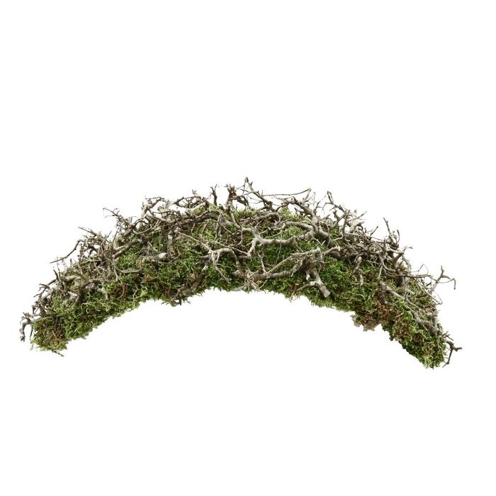<h4>Dried articles Basic bonsai+bridge d50*20cm</h4>