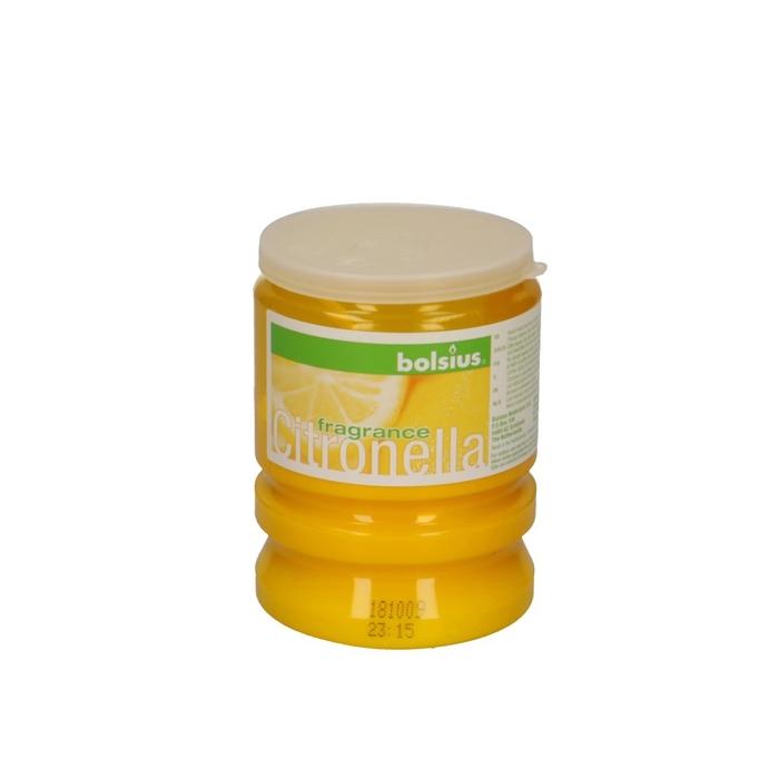 <h4>Candle Citronella d6.5*8.6cm</h4>