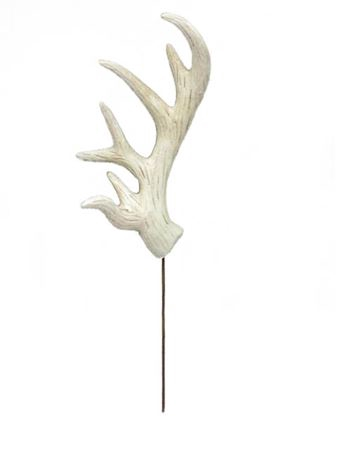 <h4>Antler 33cm on pick natural</h4>