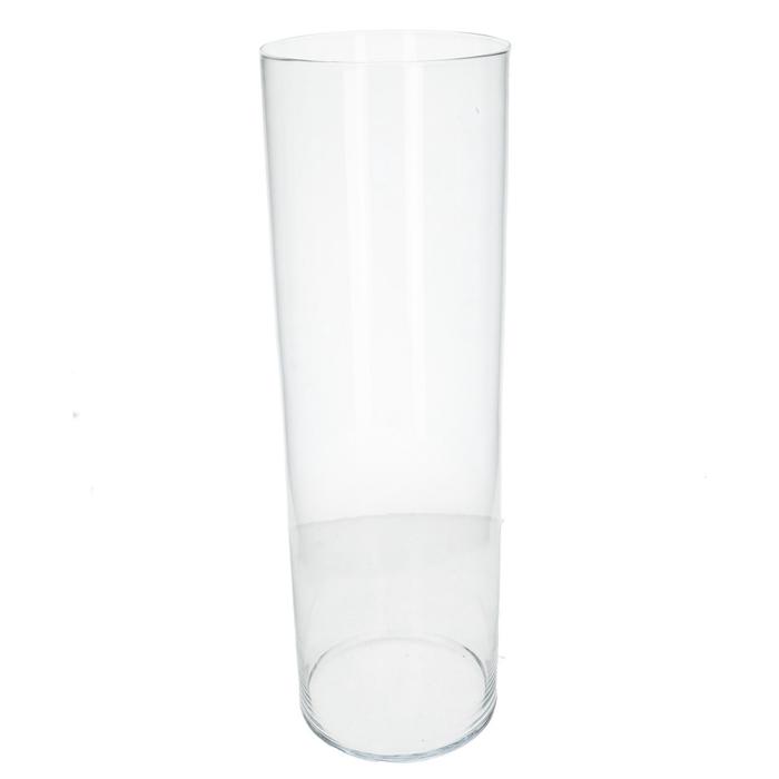 <h4>Glas Cilinder d19*60cm</h4>