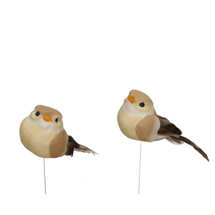 <h4>Autumn Bird/wire 7.5cm</h4>