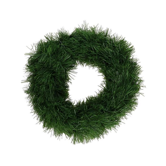 <h4>Wreath d30cm Tinsel</h4>