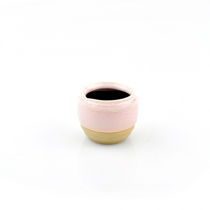 <h4>Keramiek Bulb pot d08*6.5cm</h4>