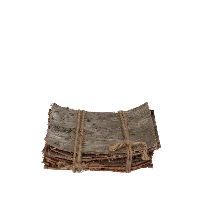 <h4>Dried articles Cortex Birch 15*15cm x10</h4>