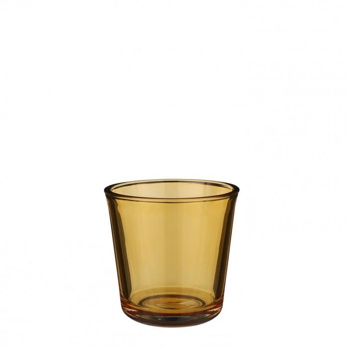<h4>Glas kleur Troj pot d11*10cm</h4>