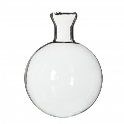 <h4>Glas Decobal m.tuut d80mm</h4>