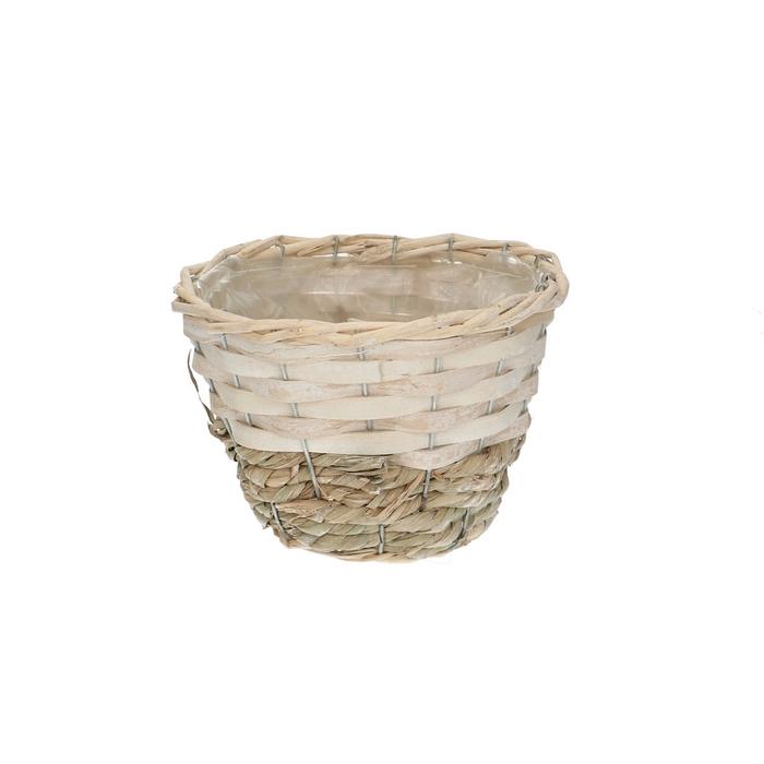 <h4>Baskets Nia tray round d18.5*13cm</h4>