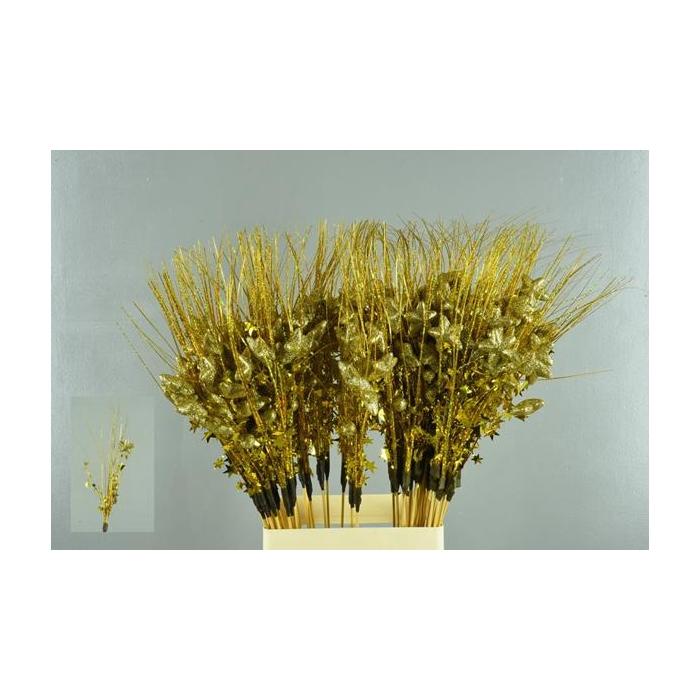 <h4>Stick Bouquet Star Gold</h4>