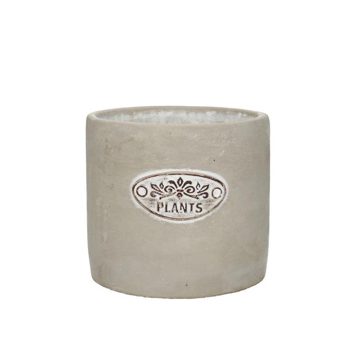 <h4>Ceramics Casina pot d12.5*11.5cm</h4>