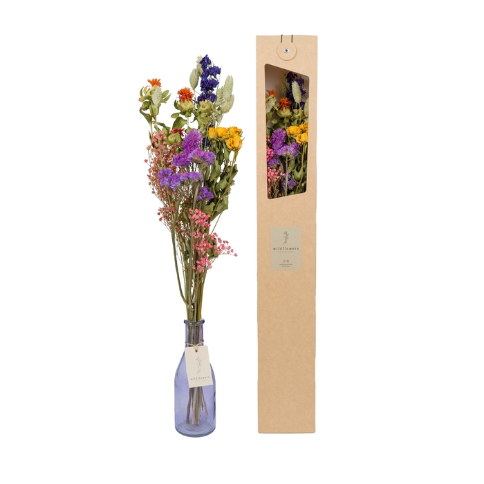 <h4>FLOWERS IN A VASE MULTI</h4>
