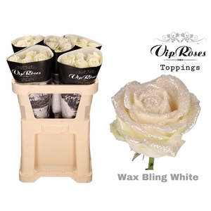 R GR WAX BLING WHITE