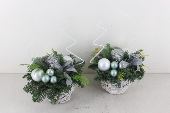 <h4>arr.. Kerst PL - Mand kerstboom wit</h4>