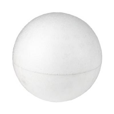 <h4>Boule de styropor 12 cm blanc</h4>