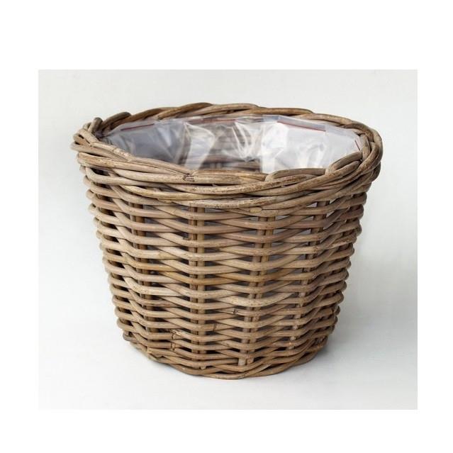 <h4>Baskets Rattan pot d20*16cm</h4>