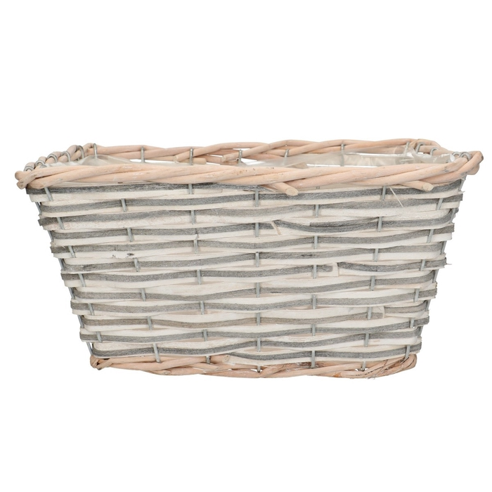 <h4>Baskets Marie tray rect.d28/20*14cm</h4>