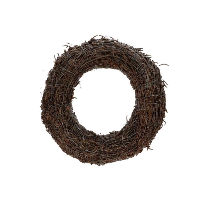 <h4>Wreath d30cm Birch twig</h4>