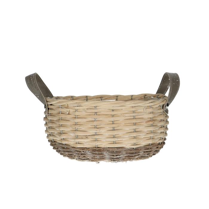 <h4>Baskets Sylvie tray ov.d24/17*11cm</h4>