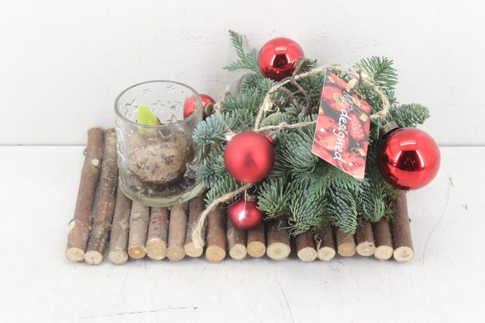 <h4>arr.. Kerst MB - Takken rechth. rood 285/4</h4>