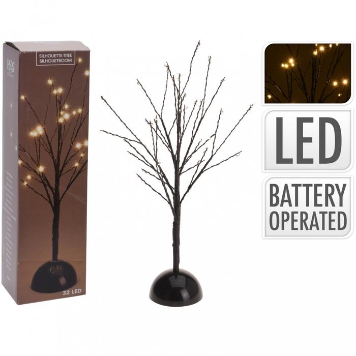 <h4>Kerst LED boom 32lmp 40cm</h4>