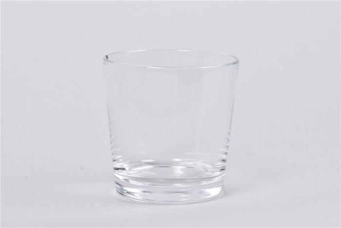 <h4>Glas Pot Konisch 9x9cm</h4>