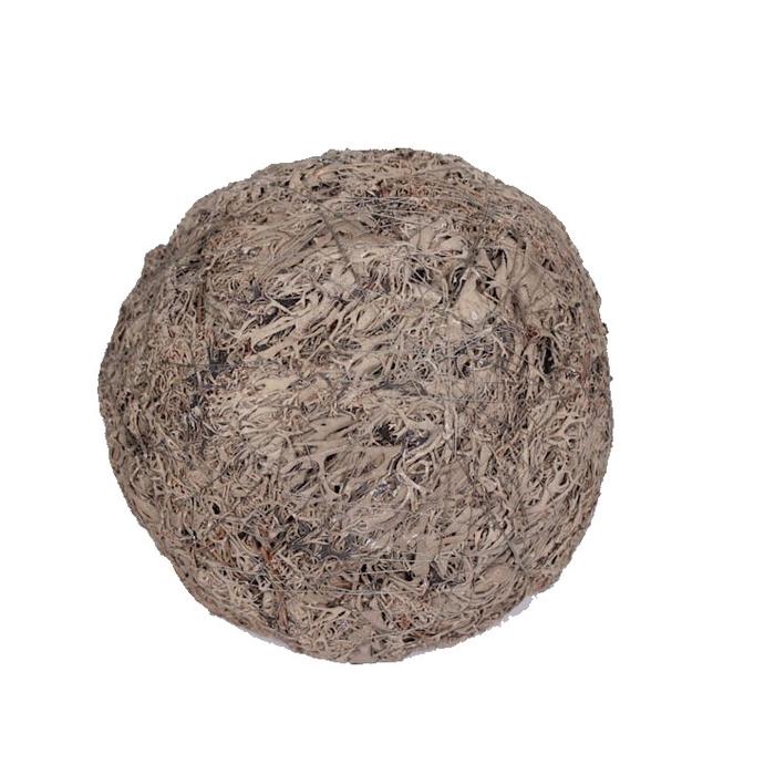 <h4>Grey mos ball 30cm natural</h4>
