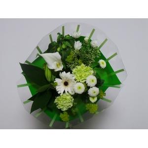 Bouquet 10 stems White